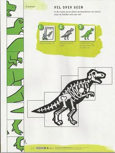 Vel over been Dinosaurs Preschool, Dinosaur Activities, Toddler Activities, Dinosaur Projects, Dinosaur Crafts, Elementary Science, Kids And Parenting, Teaching Kids, Homeschool