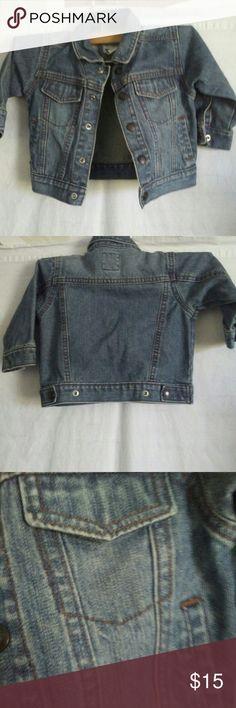 Old Navy boys denim jacket Old Navy boys denim jacket size 18 to 24 months Old Navy Jackets & Coats Jean Jackets