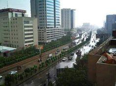 Wasiq1's Karachi blog : Shine after the Mid-night Rain