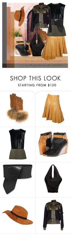 """""""Senza titolo #1740"""" by din-sesantadue ❤ liked on Polyvore featuring FRR, Hermès and MM6 Maison Margiela"""