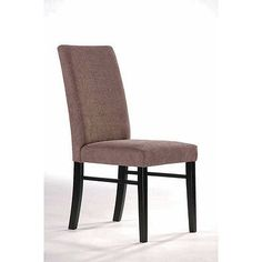 New By Designs Dining Chairs NEW Dining Chair In Coffee PU