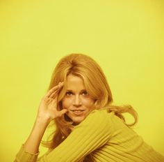 Jane Fonda Jane Fonda Images, Hollywood Actresses, Actors & Actresses, Jane Fonda Barbarella, Yvonne Craig, Joanna Lumley, Sandra Dee, Nancy Sinatra, Shirley Maclaine