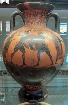 Necropoli del Crocifisso del Tufo-Orvieto 520 a. Classical Antiquity, Greek Mythology, Vase, Sculpture, Antiques, Decor, Figurative, Decoration, Decorating