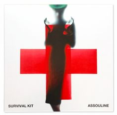 Survival Kit: Art Book Set Published by Assouline - Visit to grab an amazing super hero shirt now on sale!