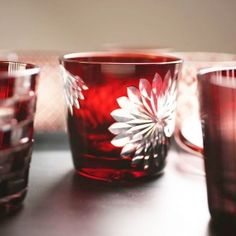 Hirota glass Edokiriko | Japan Design Store
