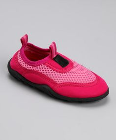 Love this Fuchsia Aqua Shoe by Chatties on #zulily! #zulilyfinds