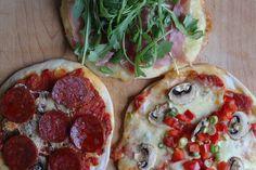 3x pizza