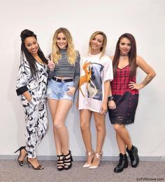 Find images and videos about little mix, perrie edwards and jesy nelson on We Heart It - the app to get lost in what you love. Little Mix Outfits, Little Mix Girls, Little Mix Style, Jesy Nelson, Perrie Edwards, Meninas Do Little Mix, My Girl, Cool Girl, Litte Mix