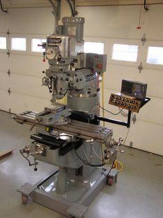 Atlas benchtop horizontal milling machine. other machine