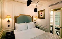 HOTELES DE ESTRENO EN NUEVA YORK (2ª Parte)