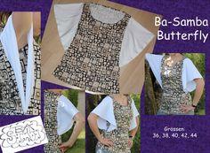 Ba-Samba Butterfly - ba-sambas Webseite!