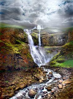 Yst i-Rjùkandi, Iceland. Pic by Alexander Shchukin.