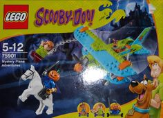 Buy quickly online from Crocodile toyshop in Cirencester Scooby Doo Cartoon Network, Scooby Doo Toys, Scooby Doo Mystery, Lego Age, Birthday Bag, Character And Setting, Lego Design, Kid Movies, Thomas And Friends