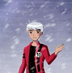 If people had their own weathers, Albedo's weather would be snow. His hair is snow-white, and snow reflects light very well! What would be other Ben 10 . It's snowing Generator Rex, Ben 10 Ultimate Alien, Ben Tennyson, Ben 10 Omniverse, Hi Boy, Samurai Jack, Albedo, Cartoon Shows, Cute Korean