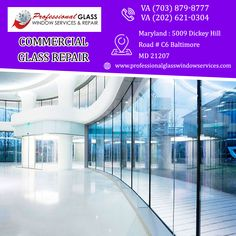 Professional Glass Window Services and Repair provides best and professional commercial glass repair services at a reasonable price. For more information visit us at Professional Glass Window Services and Repair  #commercialglassrepair #showerdoorrepair #patiodoorglassrepair #emergencyboardup #EmergencyGlassRepair #foggyglassrepair #insulatedglassreplacement Glass Repair, Glass Replacement, Patio Doors, Commercial, Windows, Shower, Rain Shower Heads, Window, Ramen