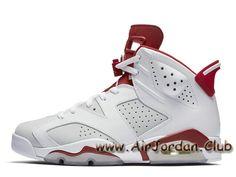 Air Jordan 6 Retro ´White Alternate´ Homme Jordan Release 2017 Pour Blanc - 1705050258 - Nike Air Jordan Officiel Site (FR) Air Jordan Vi, Air Jordan Sneakers, Sneakers Nike, Air Max 90, Nike Air Max, New Nike Air, Baskets Jordan, Baskets Nike, Jordan Retro 6