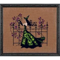 Gwen Bewitching Pixie - The Cross Stitch Cottage
