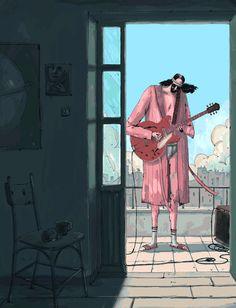 Tu recepcja: Day and Night by Akif Kaynar