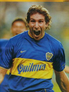 Boca Juniors - Palermo Gol al Real Madrid - 2000