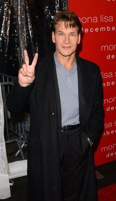 Patrick Swayze dead at 57 celebrities