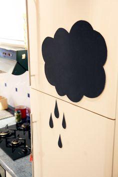 Morning by Foley »Blog Archive» It's raining on my fridge