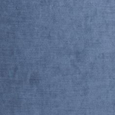 Add some sophistication to any room with this luxurious low-nap velvet fabric with a lovely sheen. Perfect for upholstering, slipcovers, toss pillows or creating handbags and tote bags. Fabricut Fabrics, Blue Texture, Toss Pillows, Fabric Samples, Blue Velvet, Blue Fabric, Drapery, Vienna, Slipcovers