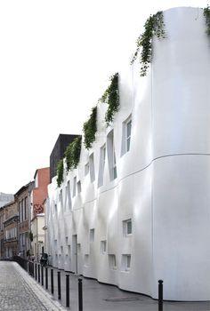 Crèche rue Pierre Budin