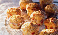 Fãs de Receitas: Muffins doces e salgados: receitas práticas e pra lá de gostosas - Muffim de banana