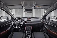 Fresh off its European debut in Geneva, Mazda's new has already… Interior Design Courses Online, Room Interior Design, Diesel, Teen Driver, Car Search, Mazda 3, First Car, Interior Lighting, Autos
