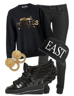 """Untitled #307"" by neekcole ❤ liked on Polyvore"