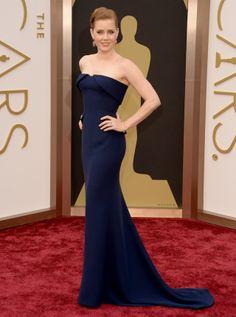 Amy Adams Gucci Premiere Oscars 2014