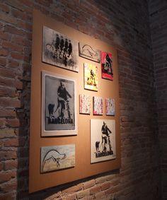 Interior Kmaleon Shop I. #shop #art #barcelona