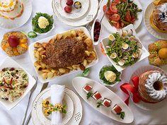 Меню на пасхальный стол 2016: рецепты закусок