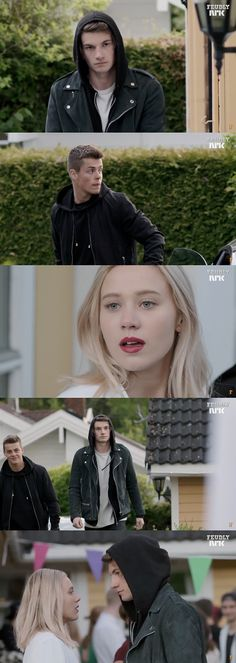 Aw, Noora and William Skam Noora And William, William Skam, Movies Showing, Movies And Tv Shows, Skam Tumblr, Chris And Eva, Noora Skam, Skam Isak, Isak & Even