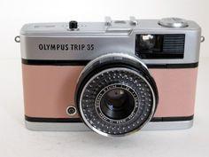 OLYMPUS : TRIP 35 Pink | Sumally