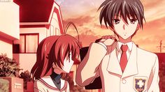 *DAY 10* Anime Challenge: Clannad