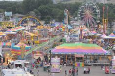 3. North Dakota State Fair - Minot