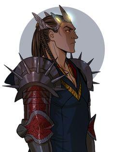 Valar- Melkor (Morgoth), the Dark Lord