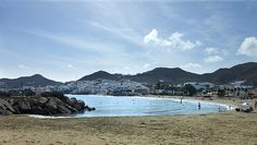 Choose Almeria for the real Spain! Uncrowded sandy beaches bathed by the warm waters of the Mediterranean Sea, sheltered coves and traditional fishing villages will transform your trip to Almeria into a wonderful adventure. #OkFerry   #Almeria   #Spain   #Andalusia   #MediterraneanSea   #Beaches   #Holiday