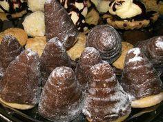 Kluci v akci: Vosí hnízda? Jednoduché vánoční cukroví bez pečení