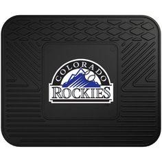 "Colorado Rockies 17"" x 14"" Utility Mat"