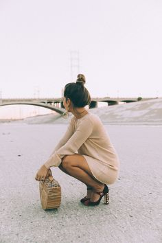 dolce_gabbana_shoes-mytheresa_dgxmytheresa-velvet_shoes-christmas_outfit-golden_little_dress-lpa-topknot-marni_maxi_earrings-cult_gaia-street_style-99