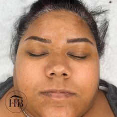 House of Brows by Emely Blonde Eyebrow Makeup, Blonde Eyebrows, Body M, Permanent Makeup, Sans Serif, House, Home, Homes, Houses