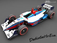 Martini Racing by tamas Champ Car