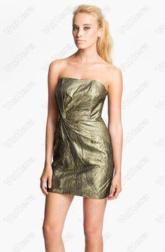 1d8c836eec0e 68 Best Strapless Prom Dresses images   Strapless prom dresses ...