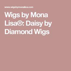 Wigs by Mona Lisa®: Daisy by Diamond Wigs