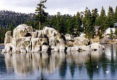 Big Bear Lake, Ca. Boulder Bay