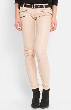 maje 'Daft' Leather Pants | Nordstrom
