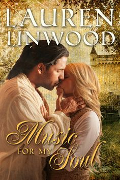 Music For My Soul, Lauren Linwood: Madeleine Bouchard flees an abusive French husband with murder on his mind and reinvents herself as the only woman troubadour in England. She finds love with Lord Garrett Montayne, who thinks she's a thief, but how long until her secrets are revealed?