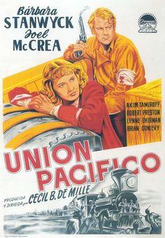 Sección visual de Unión Pacífico - FilmAffinity